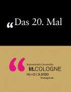 Programmheft lit.COLOGNE 2020