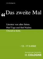 Programmheft 2002