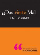 Programmheft 2003