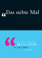 Programmheft 2007