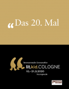 Programmheft lit.kid.COLOGNE 2020