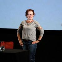 lit.COLOGNE 2018: Kinderbuchautorin Margit Auer auf der lit.kid.COLOGNE. © Ast/Jürgens