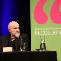 lit.COLOGNE 2018: Lars Saabye Christensen. © Ast/Jürgens