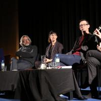lit.COLOGNE 2018: Eva Menasse, Michael Chabon, Dana Golan, Assaf Gavron und Sonia Seymour Mikich (v. l. n. r.). © Ast/jürgens