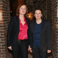lit.COLOGNE 2018: Nina Petri (l.) und Céline Minard. © Ast/Jürgens