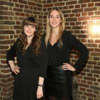 lit.COLOGNE 2018: Emma Glass (l.) und Sabine Kray. © Ast/Jürgens