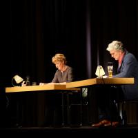 lit.COLOGNE 2019: Mariele Millowitsch und Walter Sittler © Ast/Juergens