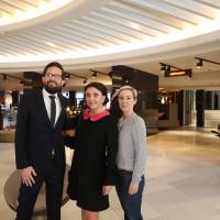 lit.COLOGNE 2019: Philipp Schwenke, Camilla Läckberg und Vera Teltz © Ast/Juergens