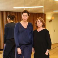 lit.COLOGNE 2019: Eva Menasse und Senta Berger © Ast/Juergens