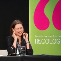 lit.COLOGNE 2019: Christiane Paul © Ast/Juergens