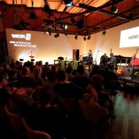 lit.COLOGNE 2019: WDR Literaturmarathon © Ast/Juergens