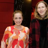 lit.COLOGNE 2019: Anna Thalbach und Miriam Toews © Ast/Juergens