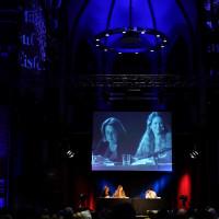 lit.COLOGNE 2019: Olga Mannheimer, Adélaïde Bon und Nina Kunzendorf © Ast/Juergens