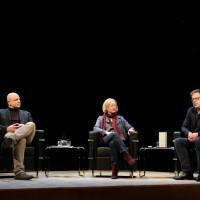 lit.COLOGNE 2019: Rainer Stadler, Annette Ramelsberger, Thomas Laue © Ast/Juergens