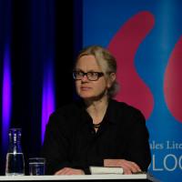 lit.COLOGNE 2019: Karen Duve  auf dem Literaturschiff. ©Ast/Juergens