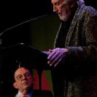 lit.COLOGNE 2019: Der große Philip-Roth-Abend mit Christian Brückner und Denis Scheck. ©Ast/Juergens