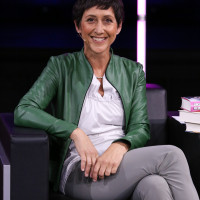 "lit.COLOGNE 2021 Digital: 30.05. ""Debütpreis"": Monika Schärer / ©lit.COLOGNE/Ast/Juergens"