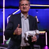 "lit.COLOGNE 2021 Digital: 30.05. ""Debütpreis"": Frank Bender, RheinEnergie / ©lit.COLOGNE/Ast/Juergens"