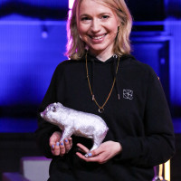 "lit.COLOGNE 2021 Digital: 30.05. ""Debütpreis"": Gewinnerin Anna Brüggemann / ©lit.COLOGNE/Ast/Juergens"