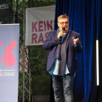 """lit.COLOGNE 2021 Digital: 30.06. Hape Kerkeling präsentiert live im Kölner Tanzbrunnen Open Air sein neues Buch """"Pfoten vom Tisch"""" / ©lit.COLOGNE/Ast/Juergens"""