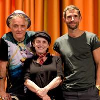 lit.COLOGNE Spezial 2018: Bela B, Katharina Thalbach und Micky Beisenherz © Ast/Juergens
