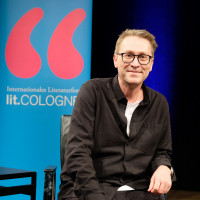 lit.COLOGNE Spezial 2019: Jan Weiler ©Ast/Juergens