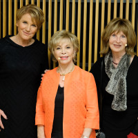 lit.COLOGNE Spezial 2019: Mariele Millowitsch, Isabel Allende, Angela Spizig ©Ast/Juergens